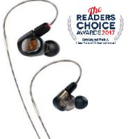 Vítěz Reader´s Choice 2017 ProSoundWeb