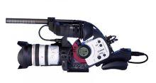 Audio-Technica AT897 - Krátký směrový (shotgun) mikrofon 279 mm