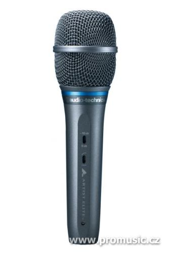 Audio-Technica AE5400 - Kardioidní kondenzátorový mikrofon