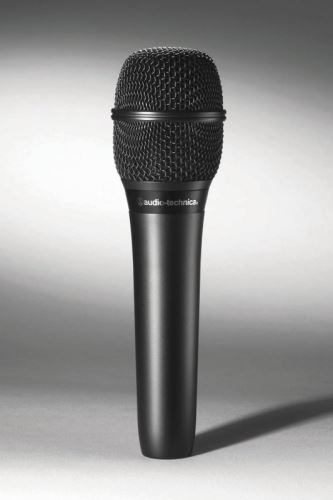 Audio-Technica AT2010 - Kardioidní kondenzátorový handheld mikrofon