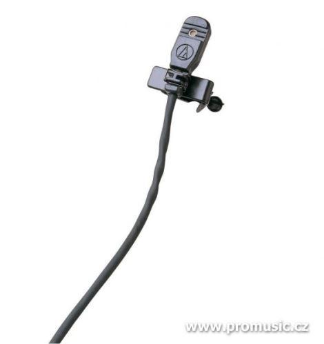 Audio-Technica MT830R - Miniaturní všesměrový kondenzátorový mikrofon, napájení pouze fantom