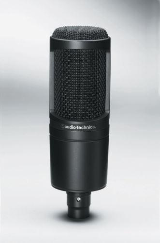 Audio-Technica AT2020 - Kardioidní kondenzátorový mikrofon