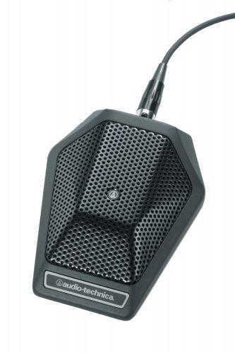 Audio-Technica U851R - Kardioidní kondenzátorový boundary mikrofon, v černém provedení