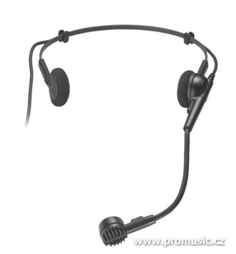 Audio-Technica PRO8HEcW - Hlavový hyperkardioidní dynamický mikrofon