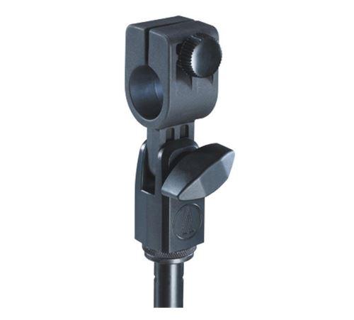 """Audio-Technica AT8471 - Uzavřený mikrofonní držák, kompatibilní pro stojany se závitem 5/8""""-27"""
