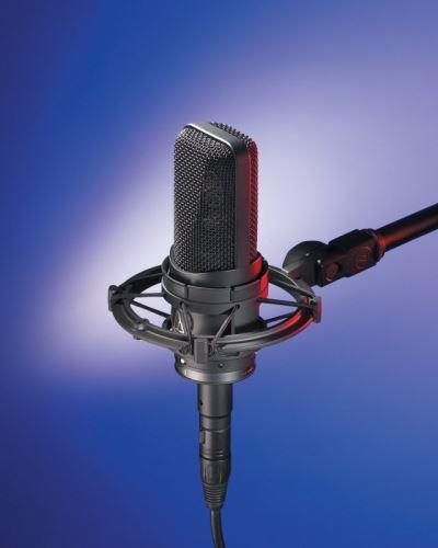 Recenze mikrofonu Audio-Technica AT4050SM v časopisu Music Store