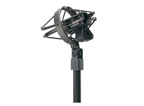 Audio-Technica AT8410a - Odpružený pružinový držák, hodí se pro většinu mikrofonů o průměru 15-22 mm