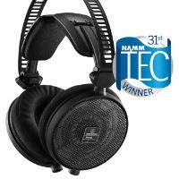 Otevřená sluchátka ATH-R70X sklízí ocenění na NAMM 2016