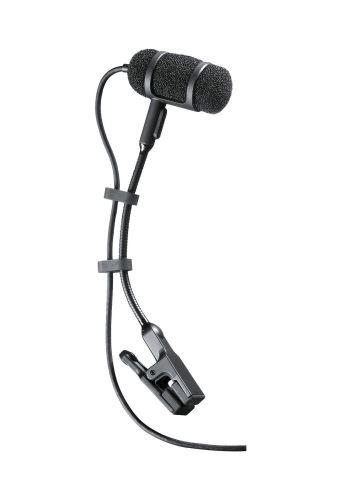 Audio-Technica PRO35 - Kardioidní kondenzátorový mikrofon s úchytkou na nástroje