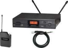 Audio-Technica ATW-2110b/G - Bezdrátový systém UniPak pro kytaru