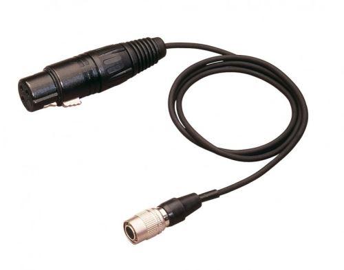 Audio-Technica XLRW - Kabel s konektorem XLRF a konektorem HRS, 1,5 m
