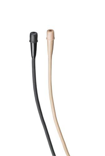 Audio-Technica BP896cT4 - Subminiaturní hlavový mik. pro použití s bezdrát. vysílači ostat. výrob., kab. s TA4F kone