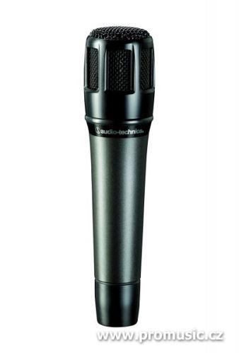 Audio-Technica ATM650 - Hyperkardioidní dynamický nástrojový mikrofon