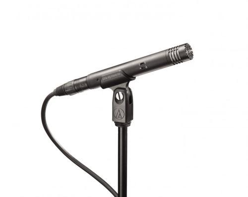 Audio-Technica představuje kondenzátorové tužkové mikrofony AT4021 & AT4022