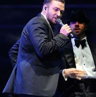 Audio-Technica a Justin Timberlake – 20/20 Experience tour 2014