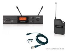 Audio-Technica ATW-2110b/P3 - UniPak systém s mikrofonem MT838cW