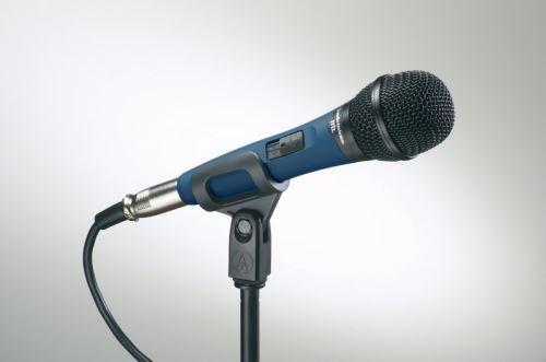 Audio-Technica MB3k - Dynamický zpěvový mikrofon s rozšířenou frekvenční charakteristikou