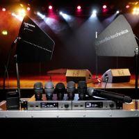 4. generace bezdrátového systému Audio-Technica 3000