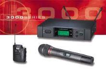 Chinaski koncertují s bezdrátovými systémy Audio-Technica 3000