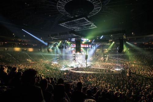 Audio-Technica na turné kapely Kabát