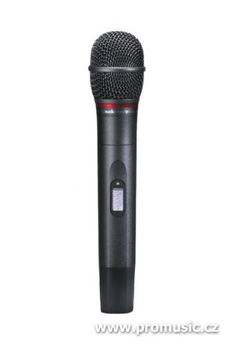 Audio-Technica AEW-T4100a - Vysílač UHF s kardioidním dynamickým mikrofonem