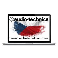 Spouštíme nový web Audio-Technica pro Českou Republiku