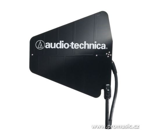 Audio-Technica ATW-A49S - Samostatná externí směrová aktivní anténa pro systémy UHF v pásmu 440-900 MHz