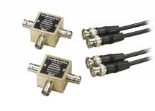 Audio-Technica ATW-49CB - Sada aktivních anténních slučovačů
