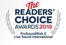 Produkty Audio-Technica opět bodují v prestižní anketě Reader´s choice 2018