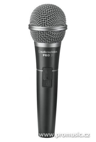 Audio-Technica PRO31QTR - Kardioidní dynamický mikrofon