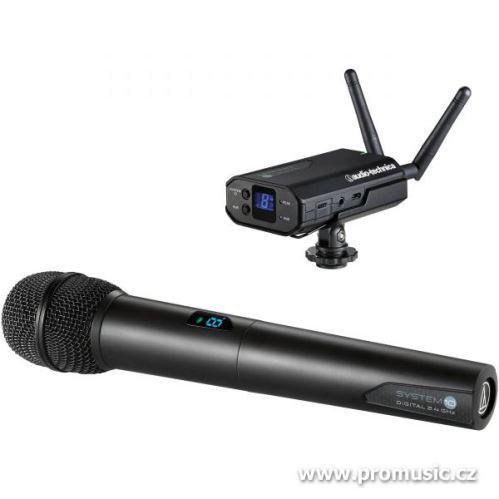 Audio-Technica ATW-1702 a ATW-1701 System 10 - kamerové sety