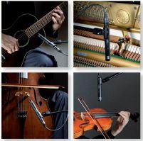 Audio-Technica AT2031 - Kondenzátorový mikrofón ideálny pre strunové nástroje