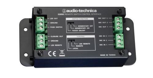 Audio-Technica ESRSC - ESRSC rozhraní pro dálkově ovládané přepínání
