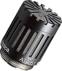 Audio-Technica AT4051b-EL - Mikrofonní komponenty - Pouze kardioidní mikrofonní hlava
