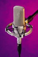 Audio-Technica AT4047SVSM - Kardioidní kondenzátorový mikrofon s odpruženým držákem AT8449SV