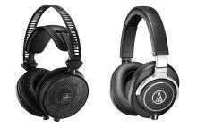 Audio-Technica ATH-M70X a ATH-R70X