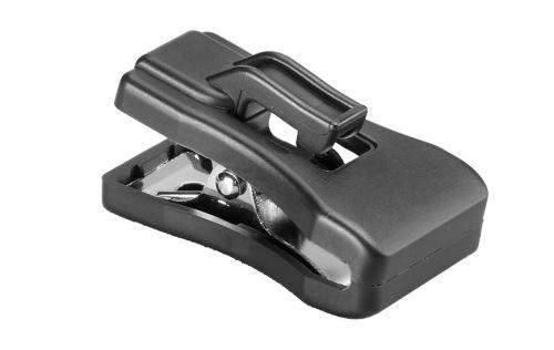Audio-Technica AT8439 - Kabelová spona na oděv pro hlavové, klopové a miniaturní mikrofony