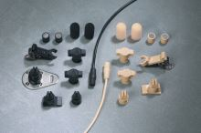 Audio-Technica AT899cH-TH - Subminiaturní všesměrový kondenzátorový mikrofon v tělové barvě