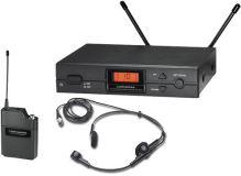 Audio-Technica ATW-2110b/H - UniPak systém s mikrofonem PRO8HEcW