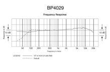Audio-Technica BP4029 - Stereofonní směrový mikrofon 236 mm pouze na napájení Phantom