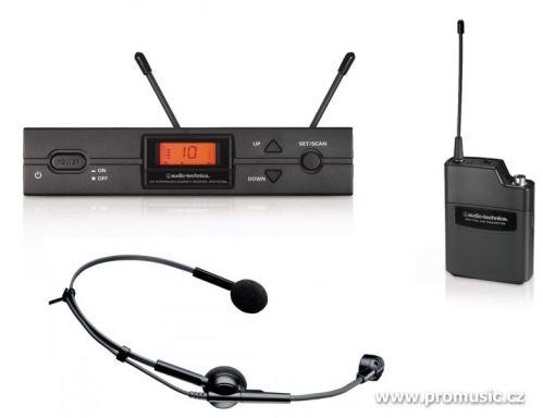 Audio-Technica ATW-2110a/HC1 - UniPak systém s mikrofonem ATM75cW
