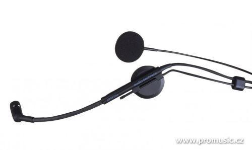 Audio-Technica ATM73cW - Hlavový kardioidní kondenzátorový mikrofon