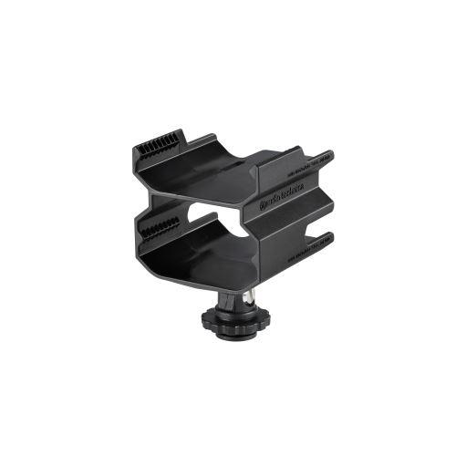 Audio-Technica AT8691- dvojitý držák kamerového přijímače
