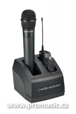 Audio-Technica ATW-CHG2 - Nabíječka pro dva rádiové vysílače